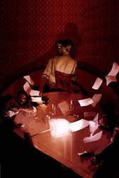 Raymond Chandler by owenfreeman