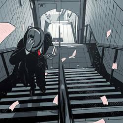 Literary Stalkers by owenfreeman
