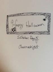 Inktober Day 31 by Charmednight
