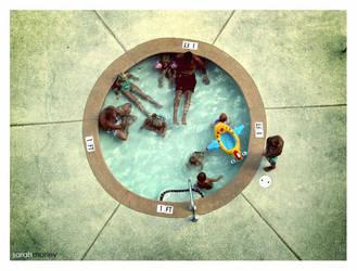 kiddie pool by sarah-marley