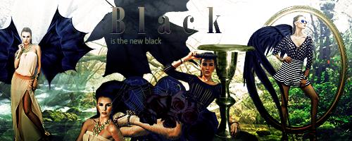 Black Is The New Black by Kharma-Knight