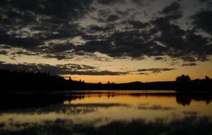 Lake by artforthesoul