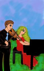Duet by Diakoart