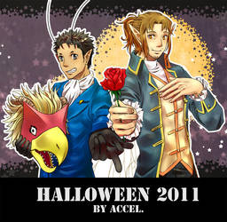 Halloween 2011 by Schneller-werden