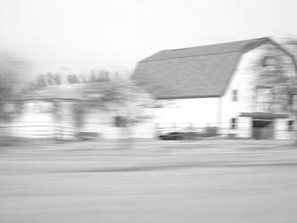 barn by rosecoloredglass