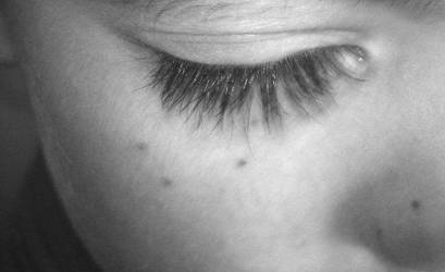 eyelashes by rosecoloredglass