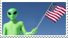 alien stamp by odidos