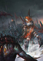 Gglgg123-barbarian by gongcheng