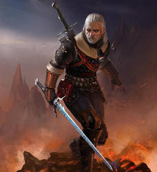 WITCHER by gongcheng
