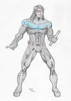 Nightwing by Glwills1126