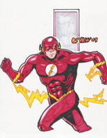 Flash Markers 1-6 by Glwills1126