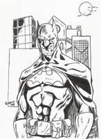Batman inks 3-15 by Glwills1126