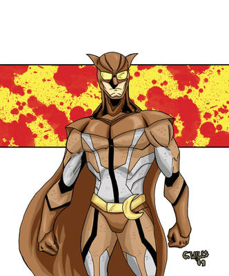Nite Owl 4-21 by Glwills1126