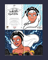 Storm Marvel Premier by Glwills1126