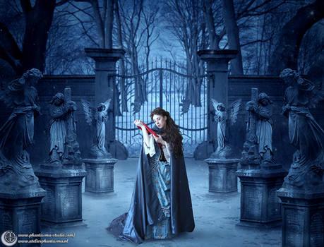 The Wishing Gown ~ Christine Daae by Phantasma-Studio
