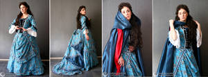 The Wishing Gown ~ Christine Daae by Phantasma-Studio