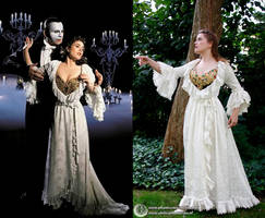 Dressing Gown ~ Phantom of the Opera by Phantasma-Studio