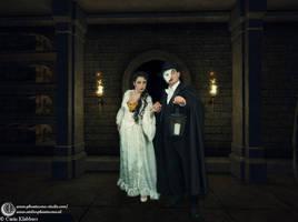 Dressing Gown ~ Phantom of the Opera by Phantasma-Studio