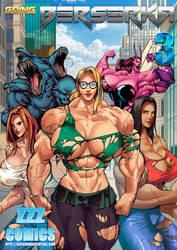 Going Berserka 3 Cover by zzzcomics