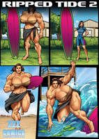 Ripped Tide 2 Preview 2 by zzzcomics