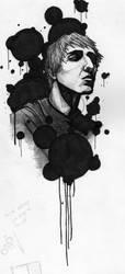 self-doodle by oO0jp0Oo