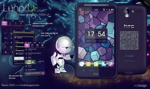 LunarUi - Cosmic 3.6.0 by R3D-X7
