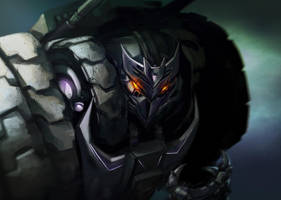 Transformers MTMTE Tarn -close up- by Meiphon