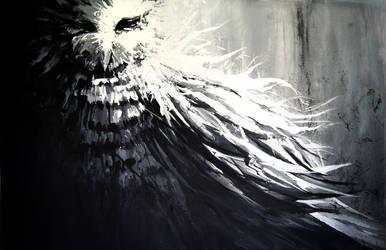 Dark Owl by Meiphon