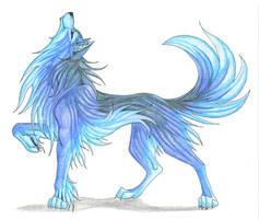 Ocean Wolf by CaptainMorwen