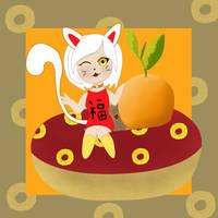 Lucky Doughnut by lemon--mochi