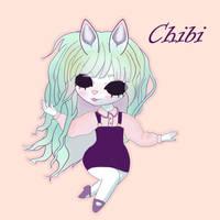 Chibi Rabbit by lemon--mochi