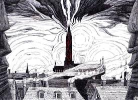 Haunter of the Dark by SergiyKrykun
