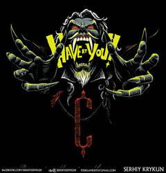 HAVE AT YOU! by SergiyKrykun