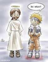 Naruto - No Miracle by sora-ko