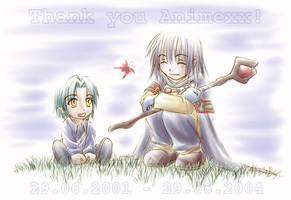 Slayers - Thank you Animexx by sora-ko