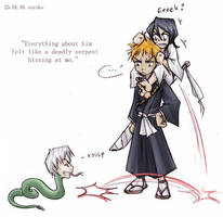 Bleach - Deadly Serpent by sora-ko
