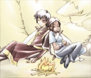 Avatar - First Watch by sora-ko