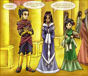 Avatar - Politics by sora-ko