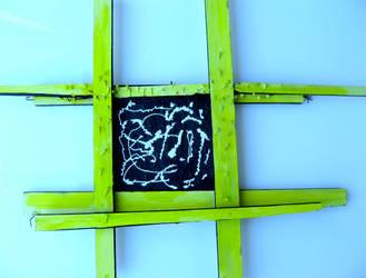 Panspermia Framed by MushroomBrain