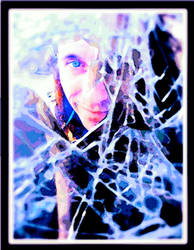 Broken Glass and an English True Geordie Rock Star by MushroomBrain