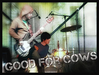 Good For Cows Live in Margarete Vienna (WIEN) by MushroomBrain