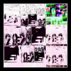 Statistics of uncertain Numbers Versus Dada ART by MushroomBrain