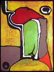 le perroquet du chef suedois by MushroomBrain