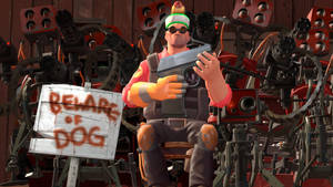 Defensive Engie by TheImperialCombine