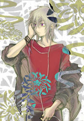 Haru_toki 3 : tomorin by Brownkun