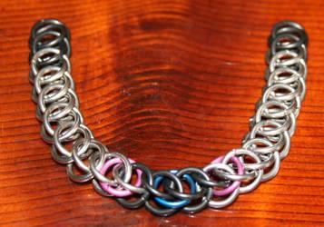 Maille Bracelet 001 by beryc