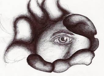 Hidden Face by beryc