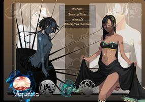 AQ: Karam by BlackBunii
