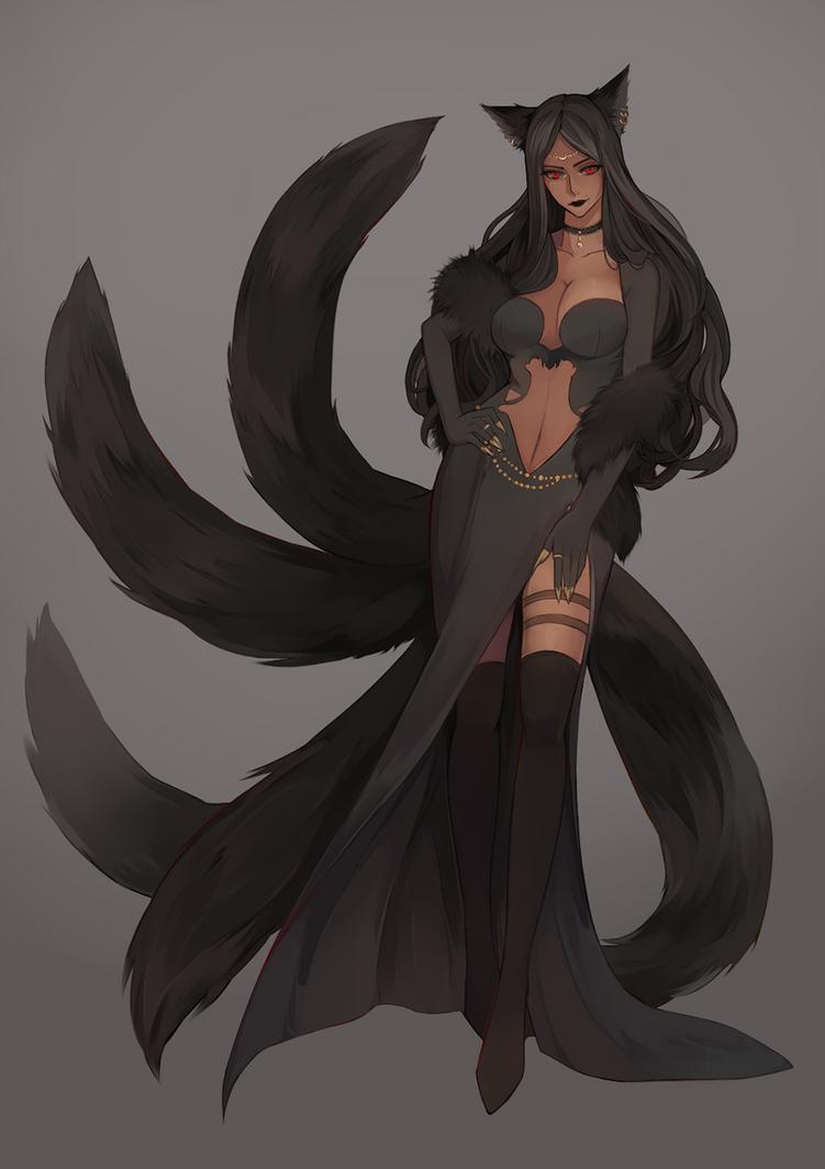 Xephyr by BlackBunii
