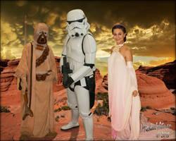 Star Wars 1 by MichaelAtman